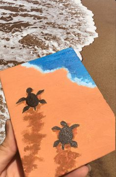 Small Canvas Paintings, Easy Canvas Art, Small Canvas Art, Cute Paintings, Mini Canvas Art, Acrylic Painting Canvas, Diy Painting, Disney Canvas Art, Art Painting Gallery