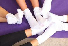 Sexy Socks, Socks And Heels, Ankle Socks, Frilly Socks, Lace Socks, Japanese Socks, Slouch Socks, Teen Feet, Short Socks