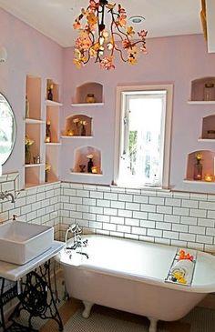 Shabby Chic House Interior Design
