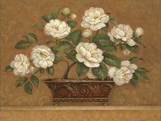 Cuadro Camellia Tapestry