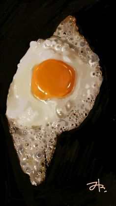 fried-egg by Yukimichi Hamaura