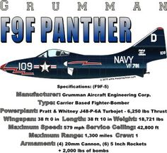WARBIRDSHIRTS.COM presents United States Warbirds, available on Polos, Caps, T-shirts, Sweatshirts and more. featuring here in our United States collection the F9F Panther