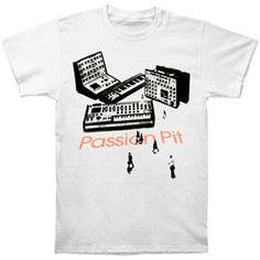 Passion Pit Civilization T-shirt