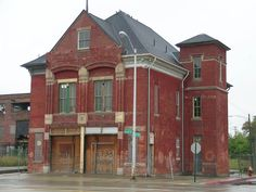 Built in 1883, Engine House No. 11 is located at 2737 Gratiot Avenue in Detroit, Michigan. It is the oldest remaining firehouse in the city of Detroit.