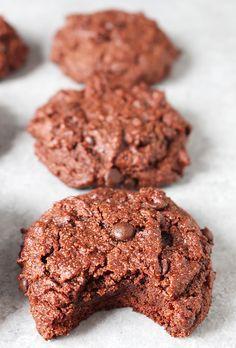 Paleo Double Chocolate Cookies