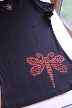 Bleach Pen Shirt