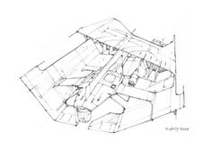 ArtStation - Spaceship Sketches, Vaughan Ling