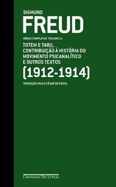 FREUD - OBRAS COMPLETAS, V.11 - TOTEM E TABU