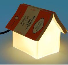 Design a Roma - Appunti da Autodidatta: Idee regali di Natale: una lampada per il tuo libro...