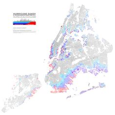 maps show building-by-building extent of Hurricane Sandy flooding