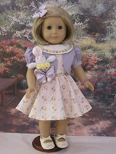 """Susie's 18"""" Doll Clothes Fit American Girl Doll Kit Molly Julie McKenna Saige 