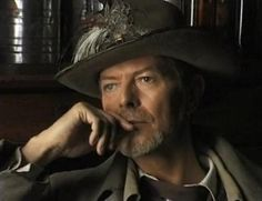 David Bowie in Gunslinger's Revenge