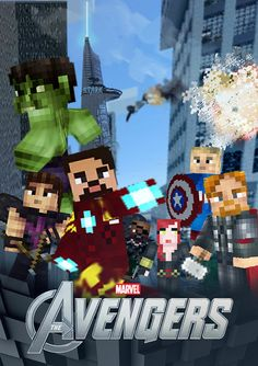 Avengers+minecraft=AWESOMENESS!!!!!!!!!!!!!!!!!!!!!!!!!!!!!!!!!!!!!!!!!!!!!!!!!!!