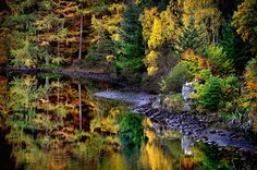 Autumn In The UK by Jeff J Mitchell