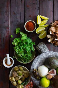 Soft Mushroom Tacos | Kiss My Bowl