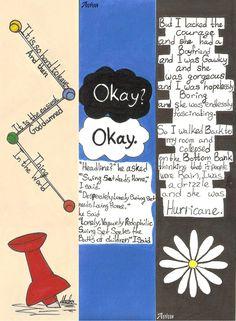 John Green Bookmarks by hatoola13.deviantart.com on @deviantART