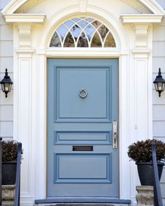 Update your home on a budget  lovely door & transom