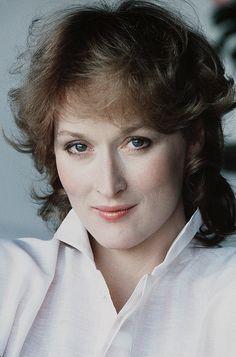 Meryl Streep by SERENY EVA | Flickr - Photo Sharing!