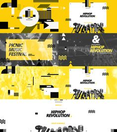 2015 HIPHOP REVOLUTION with CH.Mnet on Behance