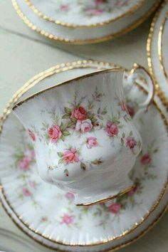 TEA WITH CHARLOTTE & LUCY