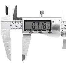 Kunse Digital 0 300mm 0 01 Mm Caliper Edelstahl Electronic Vernier Caliper Metrisches Inch Messgerat 75 20
