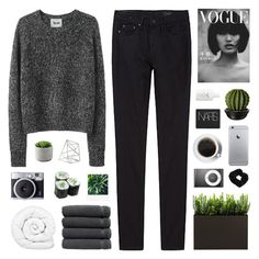 """~ 1O2815"" by khieug ❤ liked on Polyvore featuring Acne Studios, THEM ATELIER, Linum Home Textiles, KEEP ME, Topshop, NARS Cosmetics, Brinkhaus, Fresh, melsunicorns and raeleespenguin"