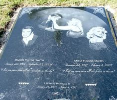 Anna Nicole Smith, Lakeview Memorial Gardens and Mausoleums, Nassau, New Providence, Bahamas
