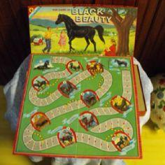 Black Beauty game