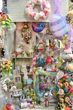 Bunny Kisses & Easter Wishes  www.shinodadesigncenter.net