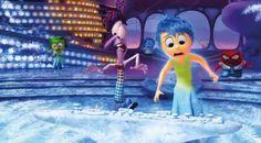 Disney Pixar Inside Out Movie. Brain freeze!!!!