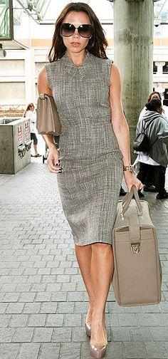 Victoria Beckham travel bag #luna2life www.luna2.com