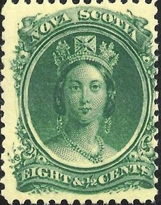 Forged Queen Victoria Stamps of Nova Scotia. Old Stamps, Vintage Stamps, Crown Colony, Canadian Coins, Postage Stamp Art, Cellos, Classical Art, Mail Art, Stamp Collecting