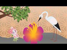 Mimmit Sakura さくら (with japanese vocals) English Language, Pikachu, Animation, Japanese, Illustrations, English People, Japanese Language, Illustration, English