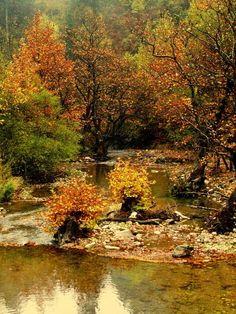 near Plastiras lake - Karditsa Greece