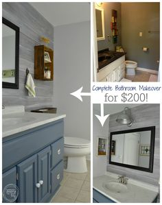 ideas about Budget Bathroom Remodel on Pinterest