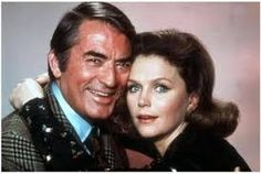Image result for Lee Remick - Gregory Peck - The Omen 1976