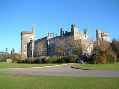 Dromoland Castle, one of the finest luxury castle hotels in Ireland