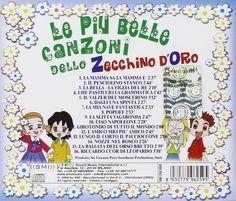 Le Piu Belle Canzoni Dello Zecchino D'oro: Vari-Le Piu Belle Canzoni Dello Zecchino D'oro: Amazon.it: Musica