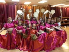 5 Benefits of Belly Dance for Kids!