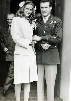 Louis And Cynthia Zamperini were married in 1946