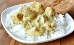 Slow Cooker Coconut Basil Chicken - 5 Smartpoints   Weight Watchers Recipes