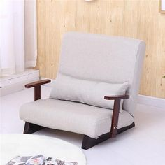 Floor Foldable Single Sofa