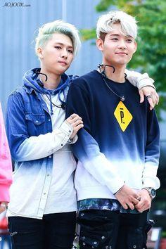 Hojoon & Sangdo ♥ | Topp Dogg
