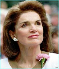 Jacqueline Kennedy. She never lost her beauty or grace.