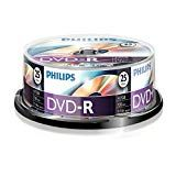 image regarding Printable Dvd Rohlinge named Amazon Best Angebote Philips DVD-R Rohlinge (4.7 GB Information and facts/ 120