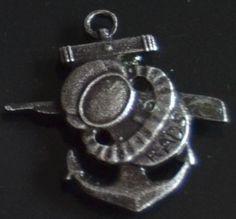Знак классности офицера Морских Котиков Колумбии Диверсанты Спецназ десантник Боевые пловцы