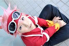amazing fairy tail cosplay | male # natsu # fairy tail # cosplay