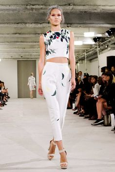 Azede Jean-Pierre | Spring 2015 RTW | The Cut