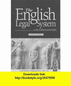 Understanding The English Legal System (9781859412398) Gary Slapper, Donald Gifford, John Salter , ISBN-10: 1859412394  , ISBN-13: 978-1859412398 ,  , tutorials , pdf , ebook , torrent , downloads , rapidshare , filesonic , hotfile , megaupload , fileserve