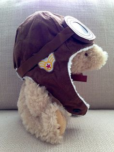 Kid's Pilot Hat by soheeshop on Etsy
